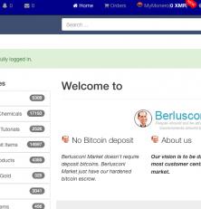 Berlusconi Market