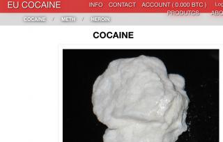 EU Cocaine