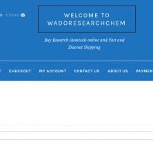 wadoresearchchem.com