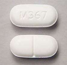 M367 white pills