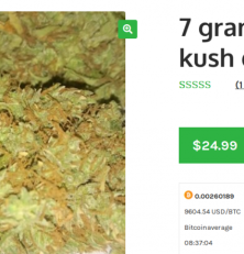 How youth use Darknet to buy Kush (cannabis)